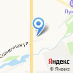 ЛесРемСтрой-Огнезащита на карте Кирова
