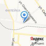 Молоко на карте Кирова