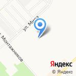 Средняя общеобразовательная школа №2 на карте Кирова