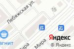 Схема проезда до компании СтройСоюз 7 в Кирове