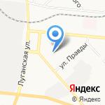Детский сад №55 на карте Кирова