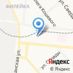 Купчиха на карте Кирова