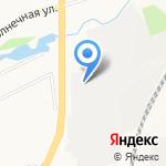 Катариос на карте Кирова
