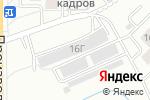 Схема проезда до компании 4-WD сервис в Кирове