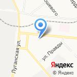 Вятка-Автоматика на карте Кирова