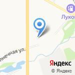Кировский институт агробизнеса и кадрового обеспечения на карте Кирова