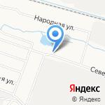 Гима на карте Кирова