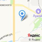 Детский сад №200 на карте Кирова