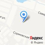 Саксэс на карте Кирова