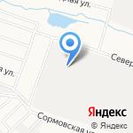 Вятский трест на карте Кирова