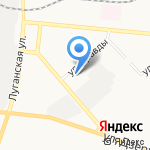 Молочная кухня на карте Кирова