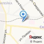 Детский сад №83 на карте Кирова