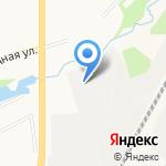 Би-Бьюти на карте Кирова