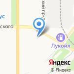 Кировский технологический колледж на карте Кирова