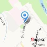 Магазин вкусной еды на карте Кирова