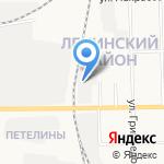 Кузовспецсервис на карте Кирова