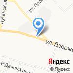 Сеть цветочных магазинов на карте Кирова