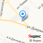 Гнусов М.В. на карте Кирова
