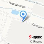 Рупак на карте Кирова