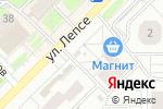 Схема проезда до компании Окна Профи в Кирове