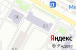 Схема проезда до компании КТК в Кирове