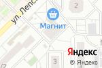 Схема проезда до компании Для Вас в Кирове