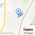 Протек-26 на карте Кирова