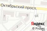 Схема проезда до компании АКБ Вятка-Банк в Кирове