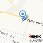 Отделение почтовой связи №47 на карте Кирова