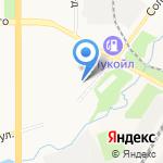 Колледж промышленности и автомобильного сервиса на карте Кирова