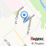 Детский сад №84 на карте Кирова