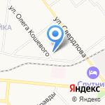 Эксперимент на карте Кирова