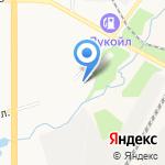Кировские домофоны на карте Кирова