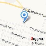 Сеть магазинов сантехники на карте Кирова