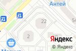 Схема проезда до компании Эркер-3 в Кирове