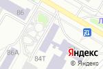Схема проезда до компании Учебный центр прикладных квалификаций в Кирове