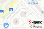 Схема проезда до компании Бобренок в Кирове