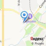 Автошкола на карте Кирова