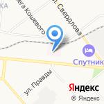 Кировская клиническая офтальмологическая больница на карте Кирова