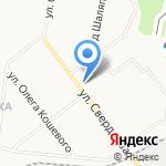 Студия творчества Елены Казаковой на карте Кирова