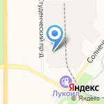 Барыня на карте Кирова