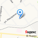 Сантехмонтажстрой на карте Кирова