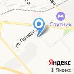 Доктор Новикова на карте Кирова