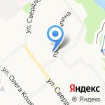 Магазин цветов и товаров для праздника на карте Кирова