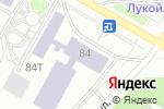 Схема проезда до компании Позн@ние в Кирове