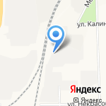 ОКС ЗАВОДА ОЦМ на карте Кирова