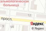 Схема проезда до компании Библиотека №18 им. А.М. Горького в Кирове