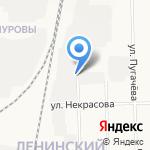 Вятские автомобильные дороги на карте Кирова
