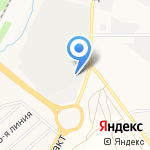 Промстройкомплект на карте Кирова