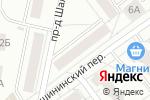 Схема проезда до компании Участковый пункт полиции №1 по Октябрьскому району в Кирове